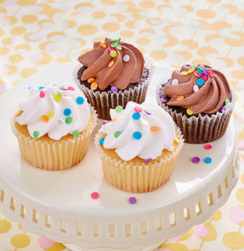 Kimberley's Bakeshoppe Everyday Cupcakes Category Homepage Image